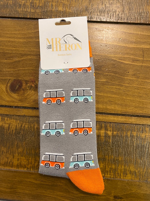 Camper van socks