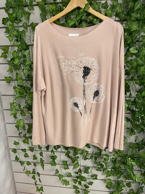 Dandelion jumper