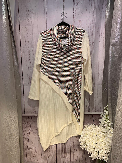 Coloured tunic