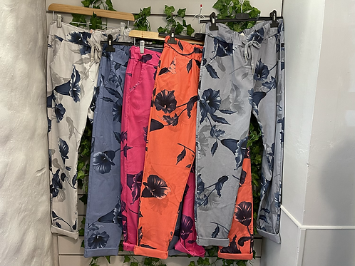 Magic lily trousers