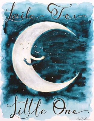 Laila Tov Little One