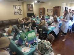 Painting Party for Kollel Women's Division