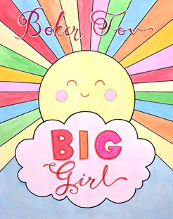 Boker Tov Big Girl