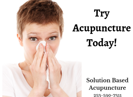 Have a Healthy Fall with Acupuncture!