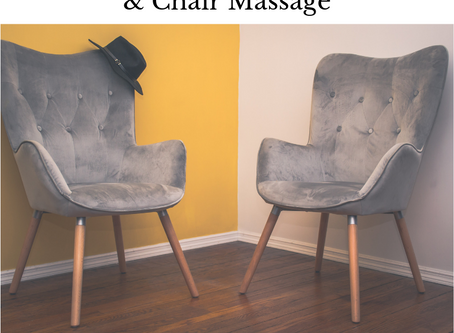 Community Acupuncture & Chair Massage