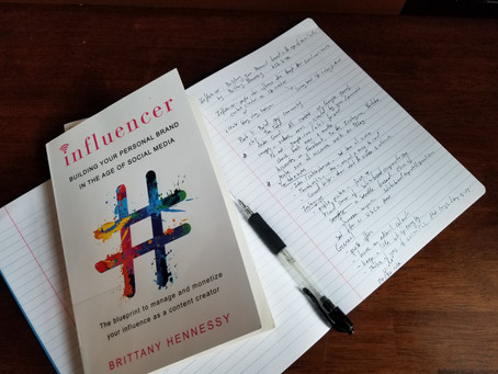 Business Book Review: 'Influencer' by Brittany Hennessy