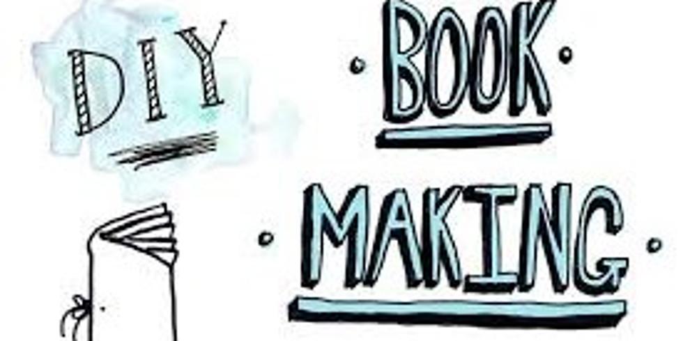 Basic Bookmaking Workshop with Heather Domke (1 workshop)