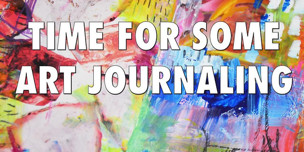 Art Journaling with Heather Domke (1 Workshop)