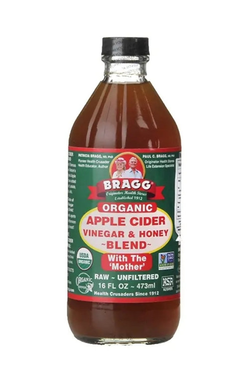 Apple Cider - Vinger & Honey - 473ml