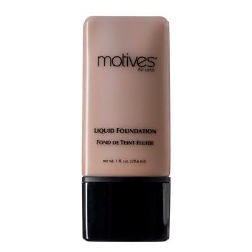 Motives for La La Liquid Foundation - Golden