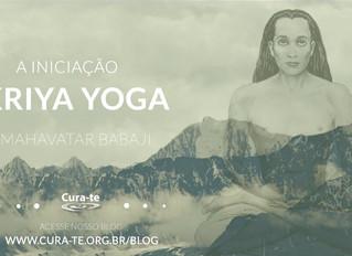 A iniciação do Kriya Yoga