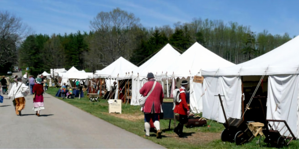 Fort Fredrick Market Fair