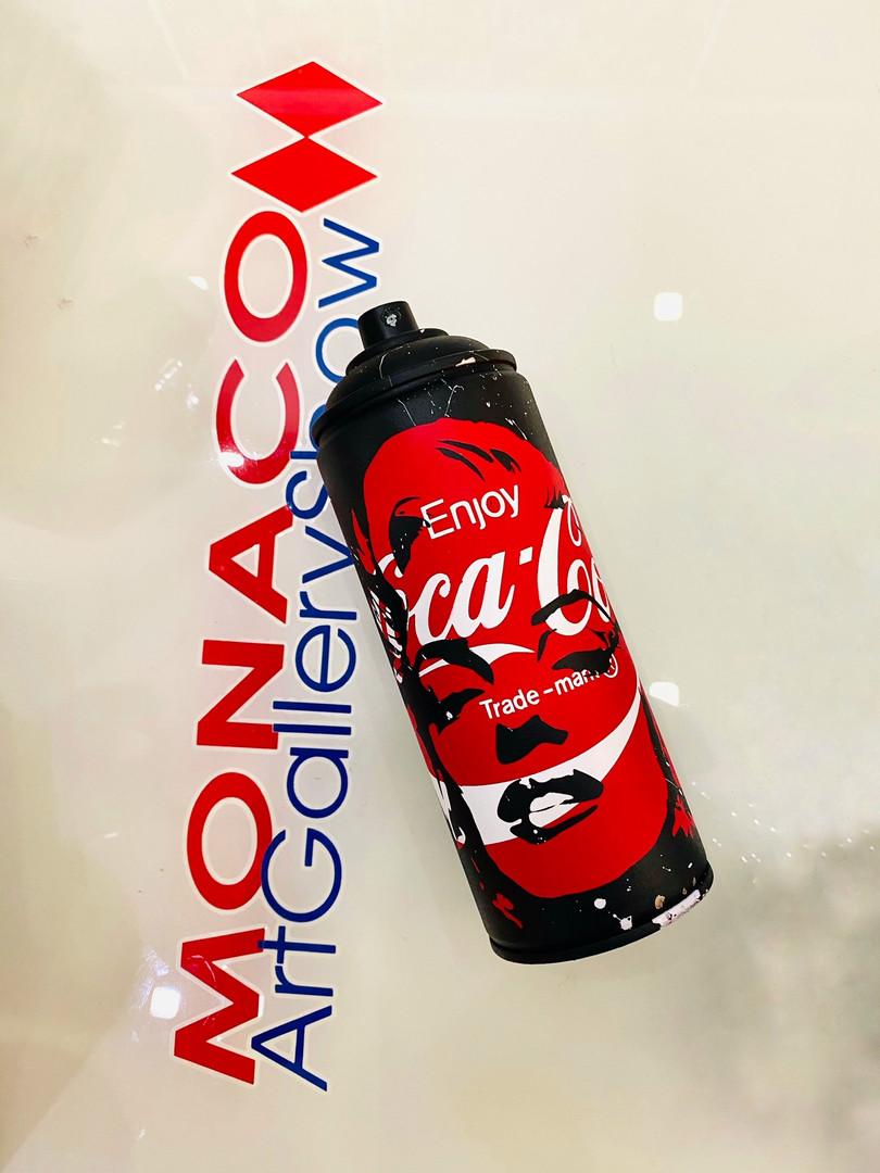 Marilyn Coca Cola Spray