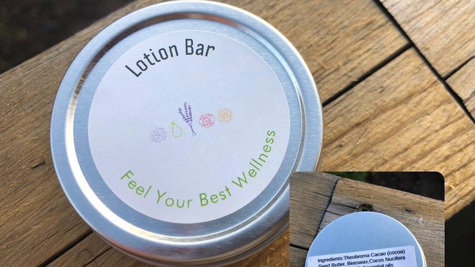 Natural Lotion Bar