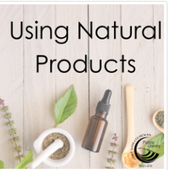 Using Natural Products