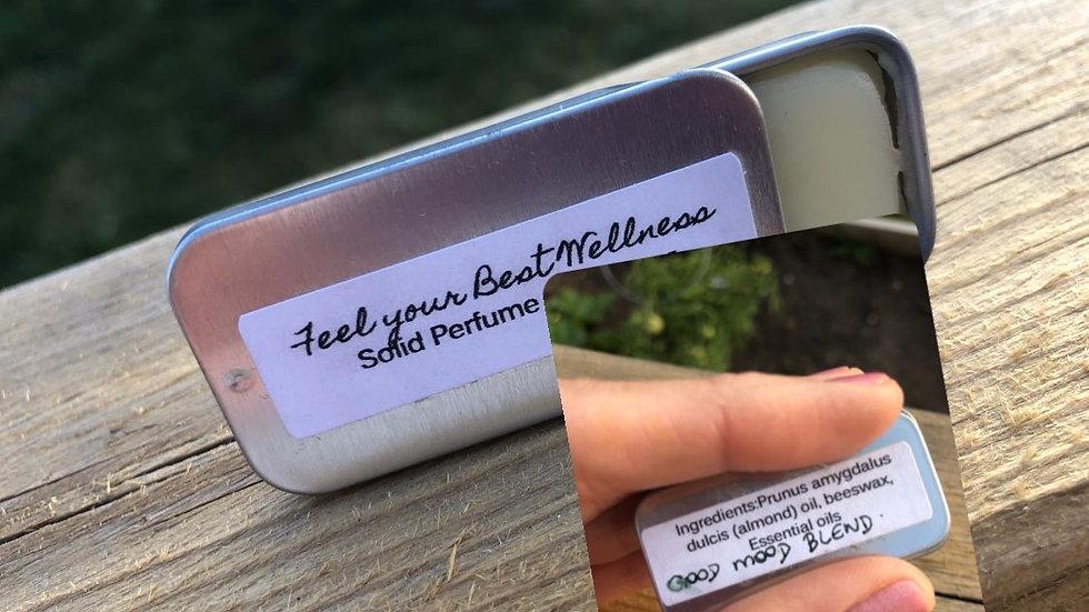 Natural Solid Perfume