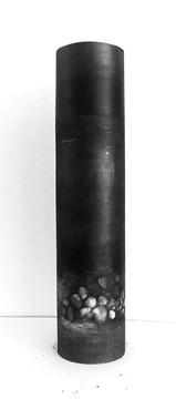 Carotte de graphite I