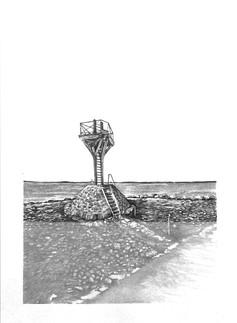 Marée blanche - Passage du Gois
