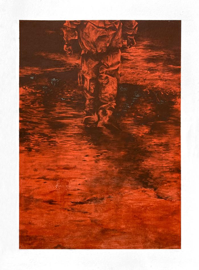 Marée rouge - Walker
