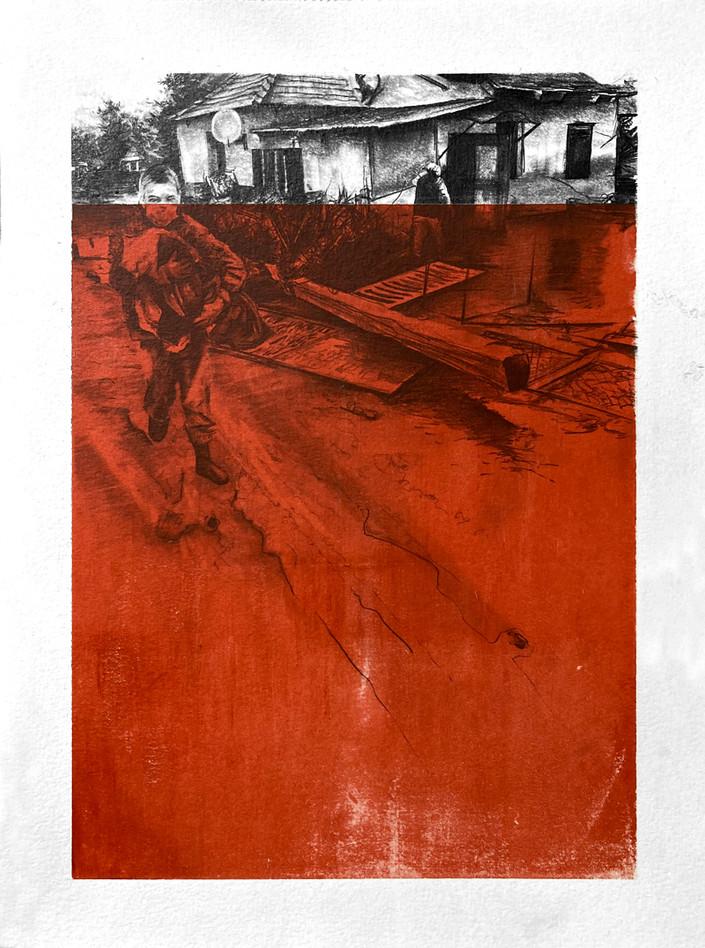 Marée rouge - Életmentő