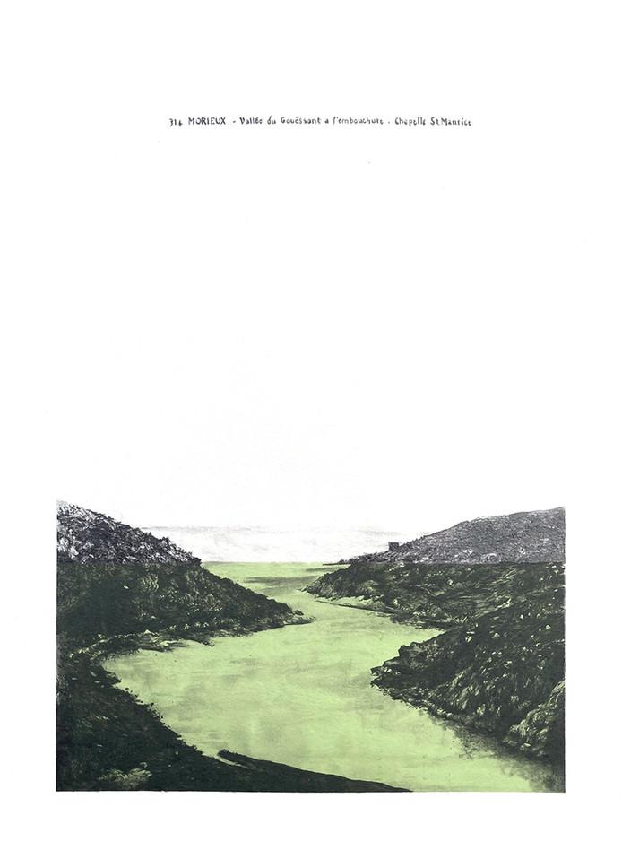 Marée verte - Morieux