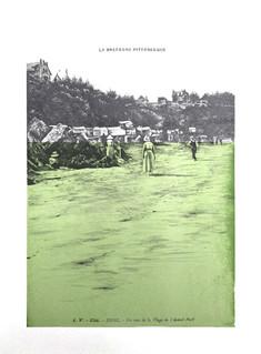 Marée verte - Binic