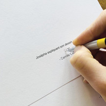 Signature de l'édition