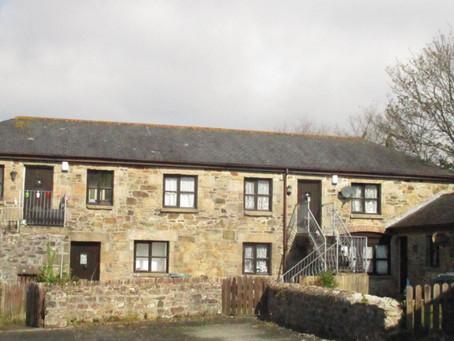 Treloweth farmhouse – contemplating our community