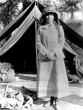 Gertrude Bell in Lebanon