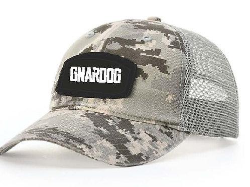 Camo Gnardog Hat - Unisex