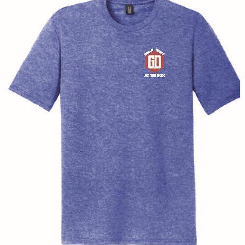 Bob's Cooler T-Shirt - Unisex - Blue