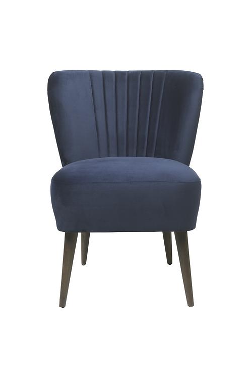 Copenhagen Lounge Chair - Velvet