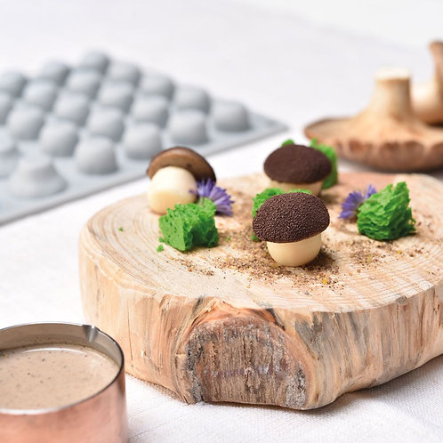 Pavoni Gourmand Mushroom. GG025S