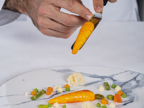 NEW RECIPE & HOW TO... CARROT?!
