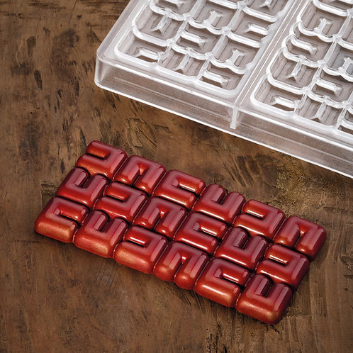 Ola Chocolate Bar Mould