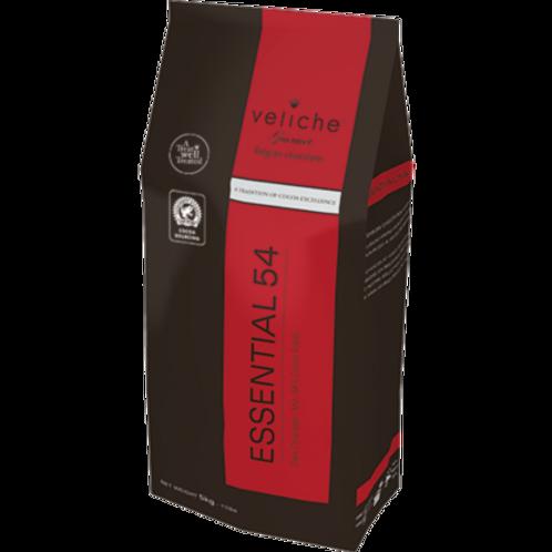 Veliche Belgian Dark Chocolate, 54%, 5kg.