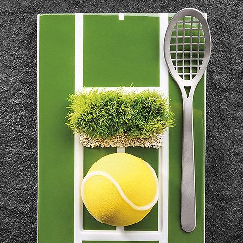 Pavoni Tennis Ball Mould. PX4327
