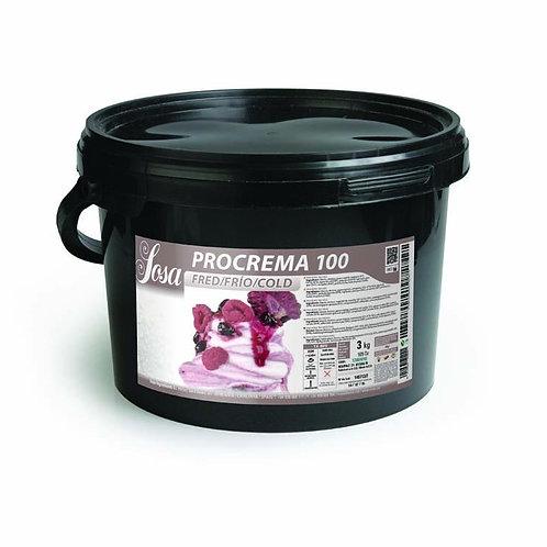 Sosa Procrema Cold 100, 3kg, BUCKET