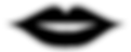 23-235507_black-and-white-lips-png-black
