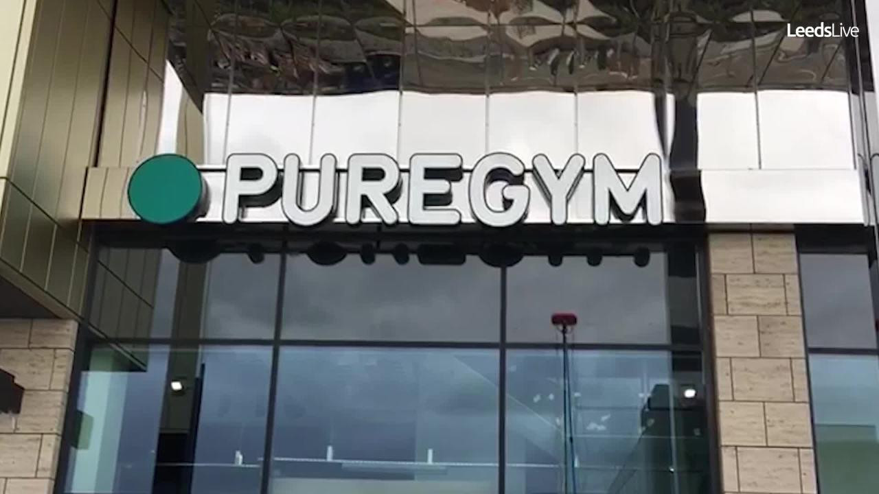 Pure gym at The Springs