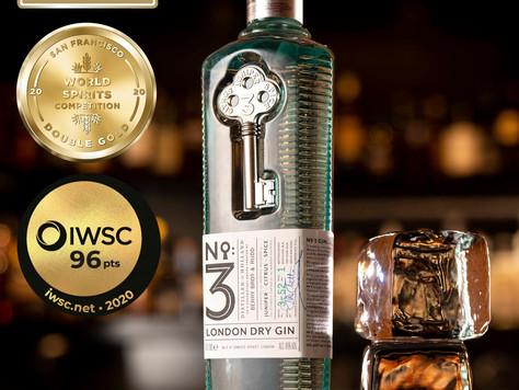 琴為何物 - 英國傳奇酒商貝瑞兄弟三世紀的最大驕傲:倫敦三號琴酒