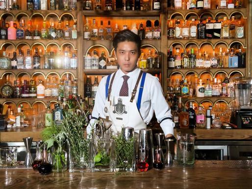 以琴酒療癒心靈 - Dr. Fern's Gin Parlour
