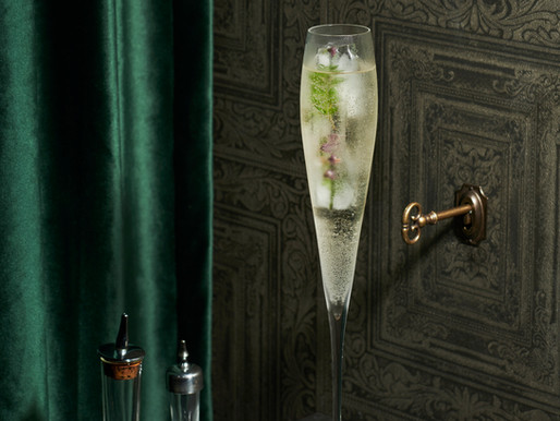 香港分子調酒大師Antonio Lai帶領Room 309 & VEA即將現身Gin & Tonic Pa!