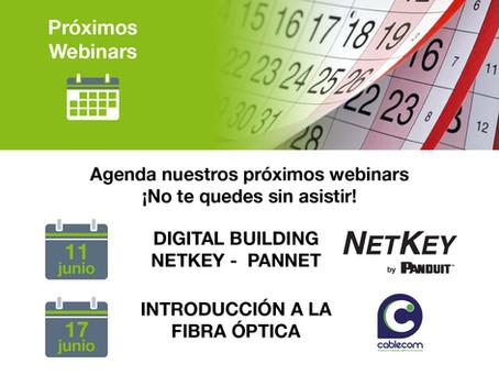 REVISA NUESTRO CRONOGRAMA DE WEBINARS Y AGÉNDALOS EN TU CALENDARIO