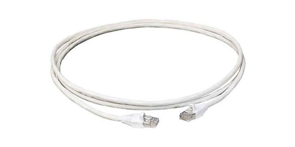 <NK6PC10Y> PATCH CORD DE COBRE CAT. 6 10 PIES BLANCO