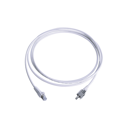 <NK6PC3Y> PATCH CORD DE COBRE CAT. 6 3 PIES BLANCO- NETKEY