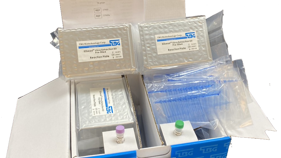 EZBead Total Virus Extraction Kits