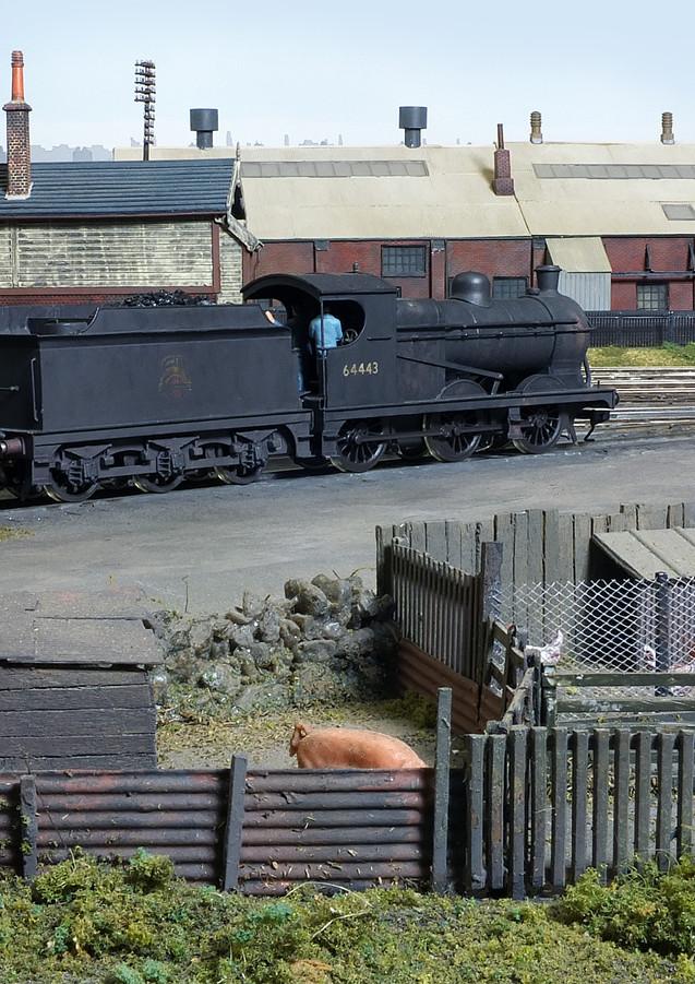 Leicester South GC for HM photo 1 Derek