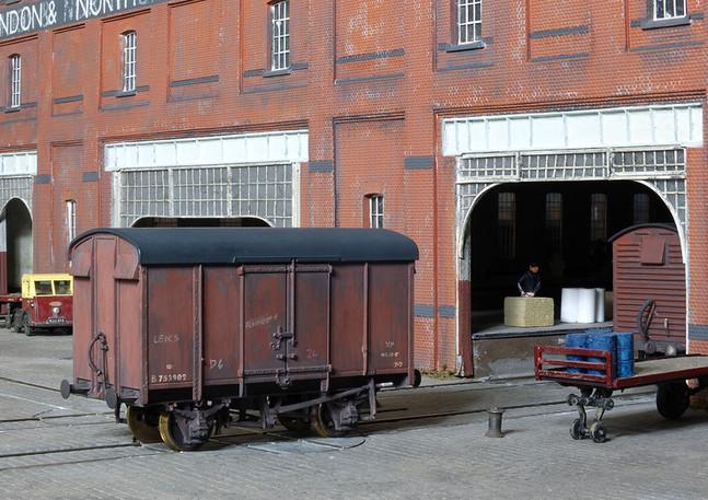 Leicester South GC for HM photo 20 Derek