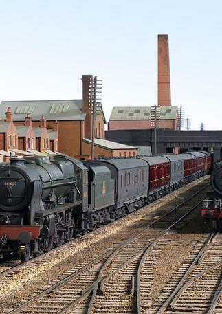 Leicester South GC for HM photo 10 Derek
